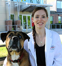 Dr. Caitlin Grant, Nestlé Purina Professorship in Companion Animal Nutrition