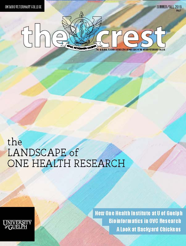 The Crest Summer-Fall 2019 issue