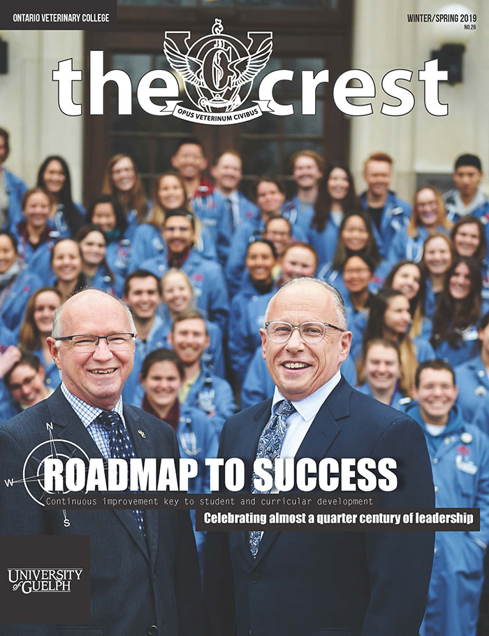 The Crest Winter_Spring 2019 front cover