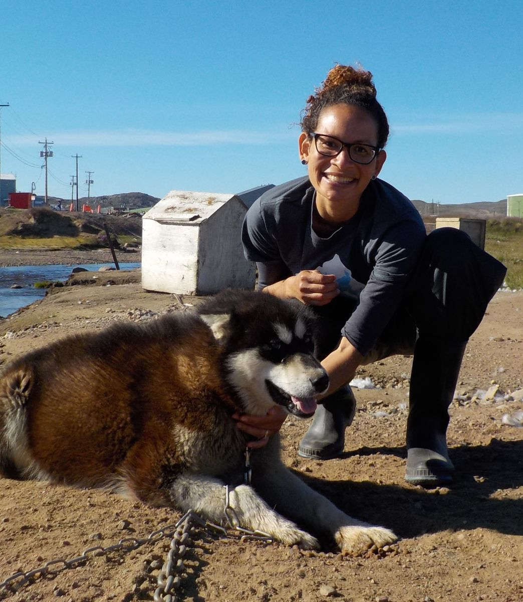 Danielle Julien, PhD student at University of Guelph's OVC, is studying dog bite incidents in southern Ontario rural and urban households, as well as looking at rabies vaccination status.