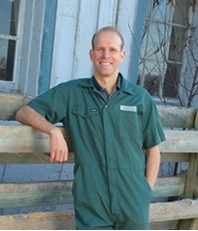 Photo of Dr. Scott Weese, University of Guelph's Ontario Veterinary College