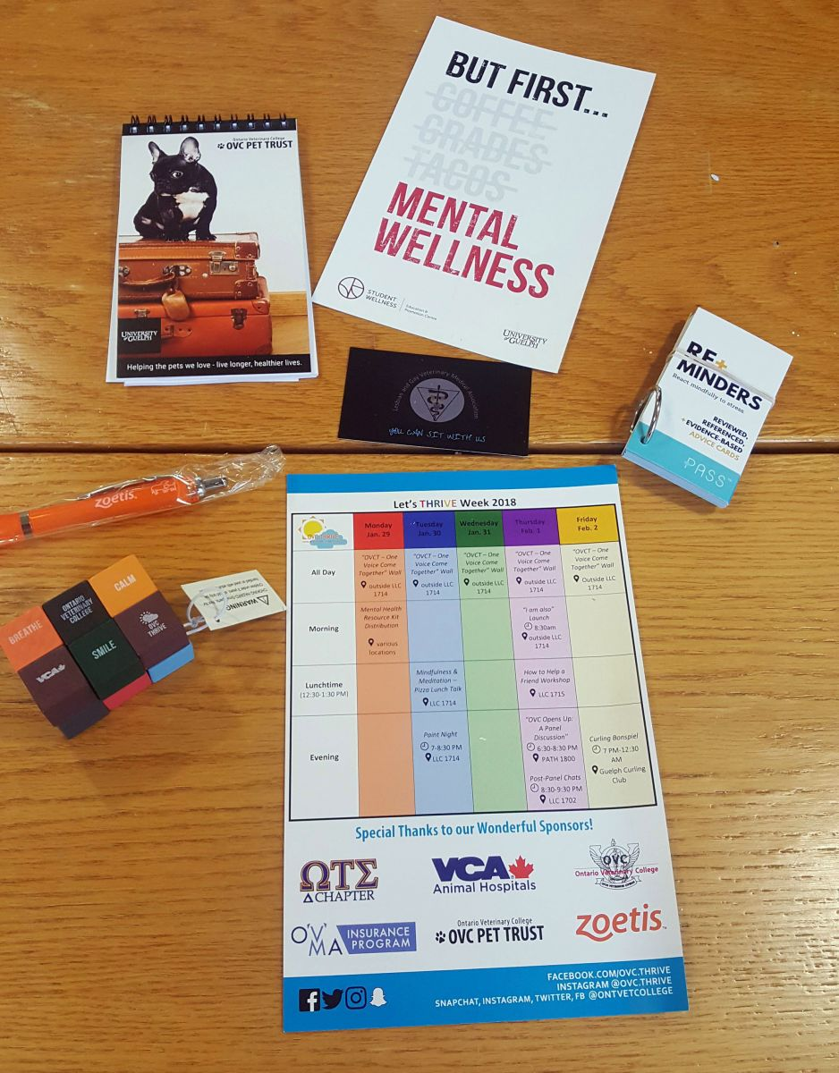 OVC THRIVE mental health resource kit